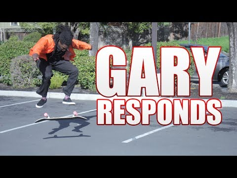 Gary Responds To Your SKATELINE Comments Ep. 273 - Leticia Bufoni, Longboard Wedding, Malto