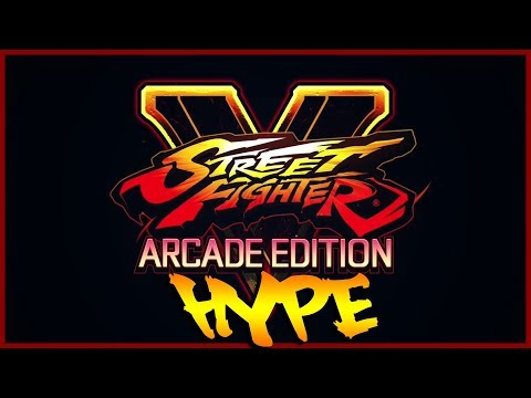 SFV - Street Fighter 5 Arcade Edition Trailer | New Combo Extenders - Abilities & VTriggers-  SF5