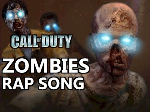 ZOMBIES RAP by BrySi - LYRICS Music Videos