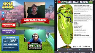Golf Clash tips TEXTGUIDES   Walkthrough of the SKYLINE CUP tournament! With GC Tommy