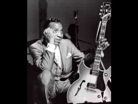 """Roots of Blues -- T-Bone Walker""""Mean Old World"""