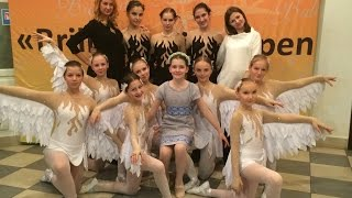 "Танец ""Душа"". Ideal dance family. Фестиваль ""Brilliant запрошує -2015""."