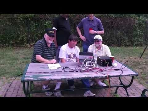 2011 W4HFH ARRL Amateur Radio Field Day - Alexandria Radio Club