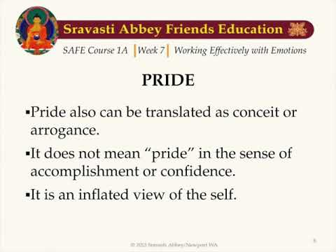 Pride and ignorance