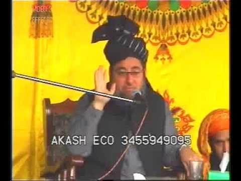 Moulana Saeed Yousuf Khan Palandri   Fikr E Akhirat & Mout jand, Attock 05 12 2010 video