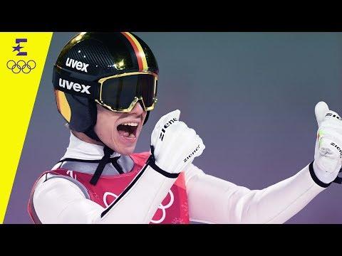 Silberner Samstag für Team D | Day 8 | Olympische Winterspiele 2018 | Eurosport