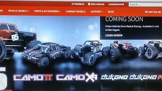 5 New Vehicles from Redcat :)