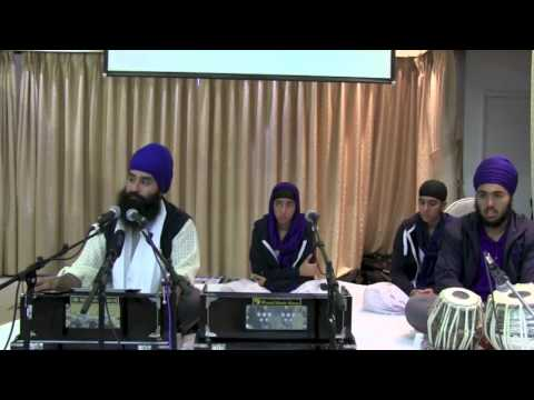 #1 Tav Prasad Svaiye English Katha - Intro and 1st Svaiya