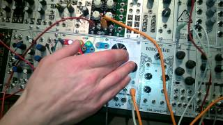 KOMA SVF-201 Patch Tip #1 - London Modular
