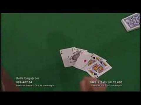 Talang 2008 - Final - Seth Engstrm Poker