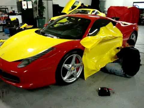 Car Wrap 1 Youtube