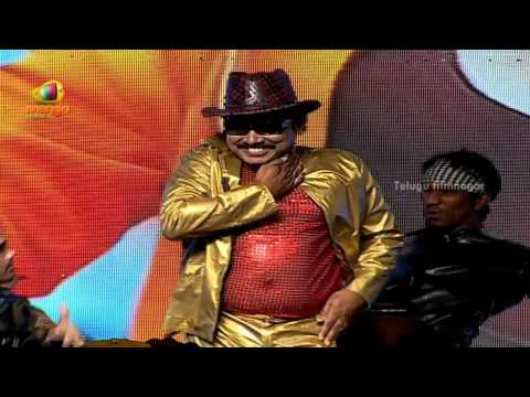 Sampoornesh Babu Live Dance Performance for Nene Sampoo Song - Hrudaya Kaleyam