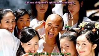 [Vietsub Lyrics] Tại Sao Bỗng Nhiên Thành Ra Thế Này - Trương Tâm (OST Lộc Đỉnh Ký 2008)
