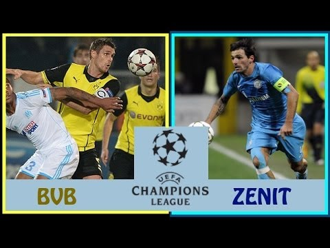CL Achtelfinale: Borussia Dortmund - Zenit St. Petersburg (Rückspiel) [FIFA14 Prognose]