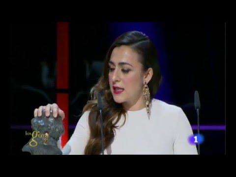 Cadela Peña, Goya a la Mejor Actriz de Reparto en 2013