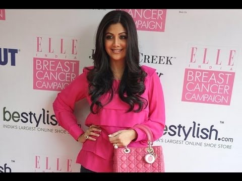Shilpa Shetty And Gul Panag At Bestylish's Breast Cancer Awareness Brunch video