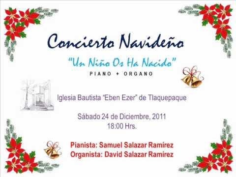 """Recital Navideño 2011: """"Os Ha Nacido Un Niño"""" - Sábado 24 de Diciembre, 2011"""
