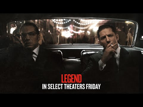 Legend - In Select Theaters Friday (TV Spot 6) (HD)
