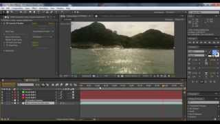 Tutorial 3D Camera Tracker - After Effects CS6