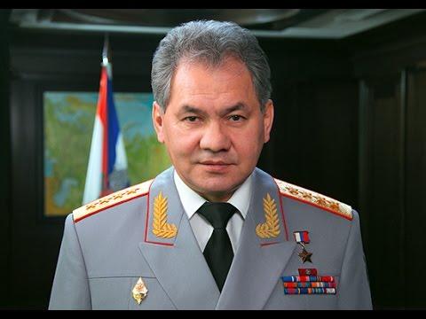 Кто такой Шойгу Сергей Кужугетович. СМОТРЕТЬ ВСЕМ!!!