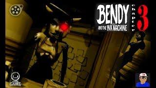 """Bendy and the Ink Machine Chapter 3"" [BATIM SFM]"