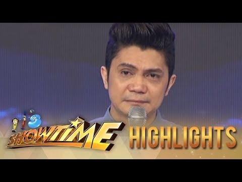 An Emotional Vhong Navarro On His Comeback! video