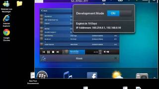 How to install android apps on Playbook