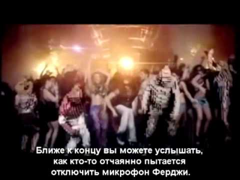 Todd In The Shadows - Black Eyed Peas the Time (dirty Bit) (rus Sub) video
