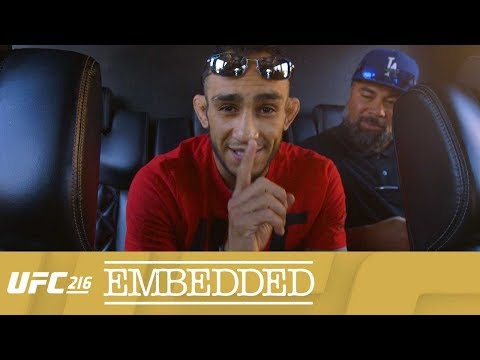 UFC 216 Embedded: Vlog Series - Episode 4