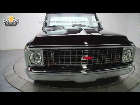 132706 / 1972 Chevrolet C10