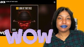 Key Glock - Look At They Face (Reaction)