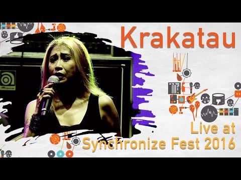 Krakatau live at SynchronizeFest - 30 Oktober 2016