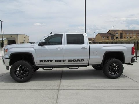 2014 GMC Sierra 1500 Rocky Mountain Truckworks Off Road ...