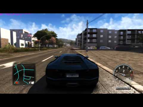 Test Drive Unlimited 2 - Unofficial Patch v0.4 Lamborghini Aventador LP 700-4