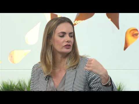 María José Martínez nos presenta su linea de zapatos