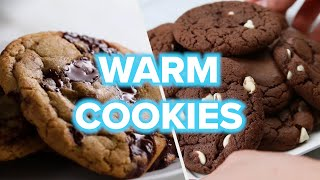 5 Warm And Delicious Cookie Recipes • Tasty