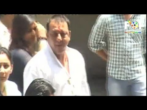 EXCLUSIVE: Sanjay Dutt Surrenders Himself, Goes To Jail