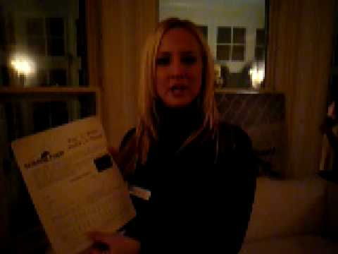 Kristy Morgan at Yonkers Animal Shelter Benefit Part 2 Video