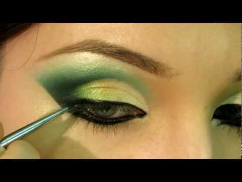 Arabic makeup 1 /// Арабский макияж 1 (ENG SUBs) Music Videos