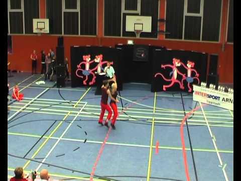 Teresa Nilles & Niclas Thiele - Pink Panthers  Rock 'n' Roll Turnier 2011
