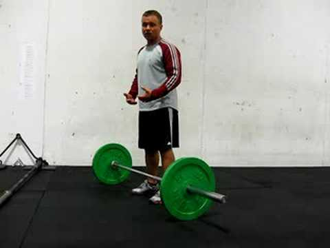 Power Clean Teaching Combo 1 Image 1