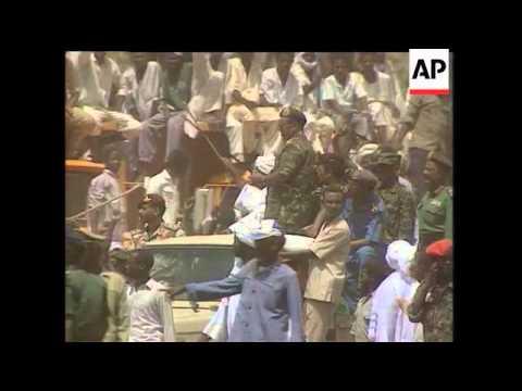 Somalia - Withdrawal Of UN Troops, South Africa - Winnie Mandela Sacked, Zaire - Ebola Virus, Sudan
