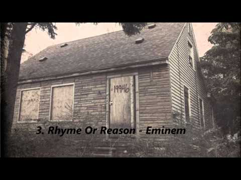 Eminem - 03. Rhyme Or Reason   Marshal Mothers Lp2 (mmlp2) video