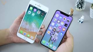 iphone X lock vs iphone 8 plus, chiếc máy nào đáng mua hơn?