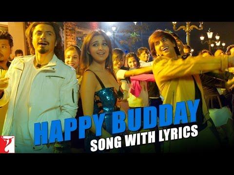 Happy Budday - Song with Lyrics - Kill Dil