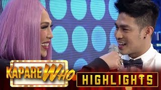 Ion asks Vice if he loves him already | It's Showtime KapareWho