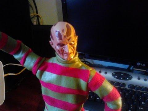 Sideshow 12 inch Freddy Krueger Figure Review