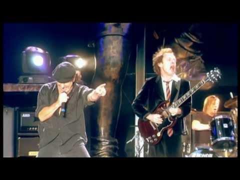 AC/DC | Thunderstruck | Live Munich 2001 | HD