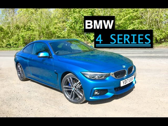 2017 BMW 4 Series 420d M Sport Review - Inside Lane
