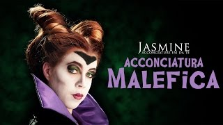 Fare le corna di Malefica - Maleficent | Come acconciarsi per Halloween | Le Acconciature di Jasmine